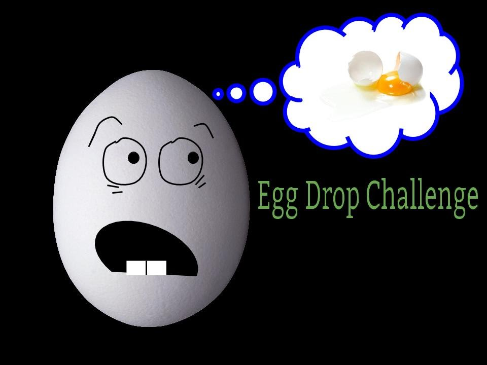 Egg Drop Challenge: Team Building April 2016 - YouTube