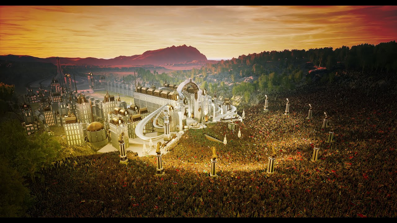 Tomorrowland FWA award