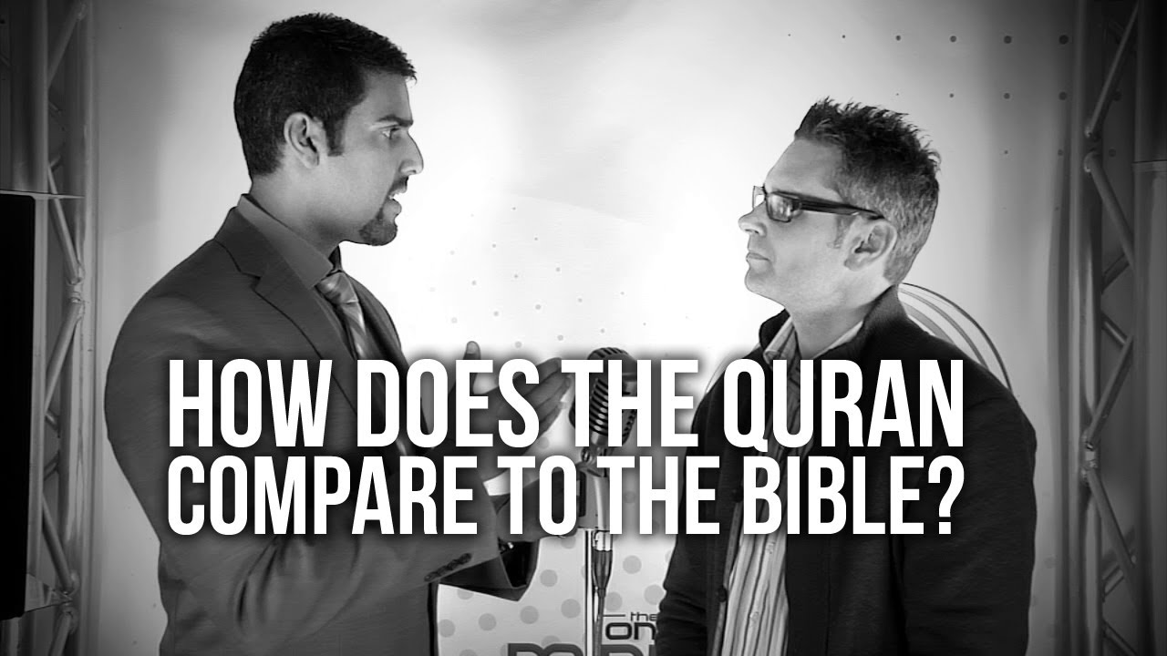 377. How Does The Quran Compare To The Bible? - YouTube