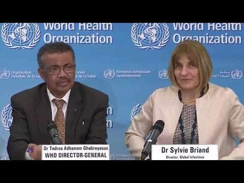 Coronavirus: World Health Organization Update (5 February ...