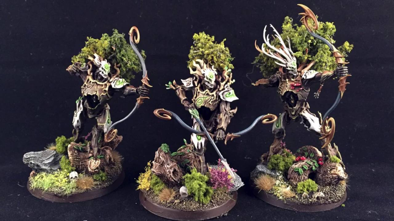 Armies on Parade winner shows off his Sylvaneth best ...