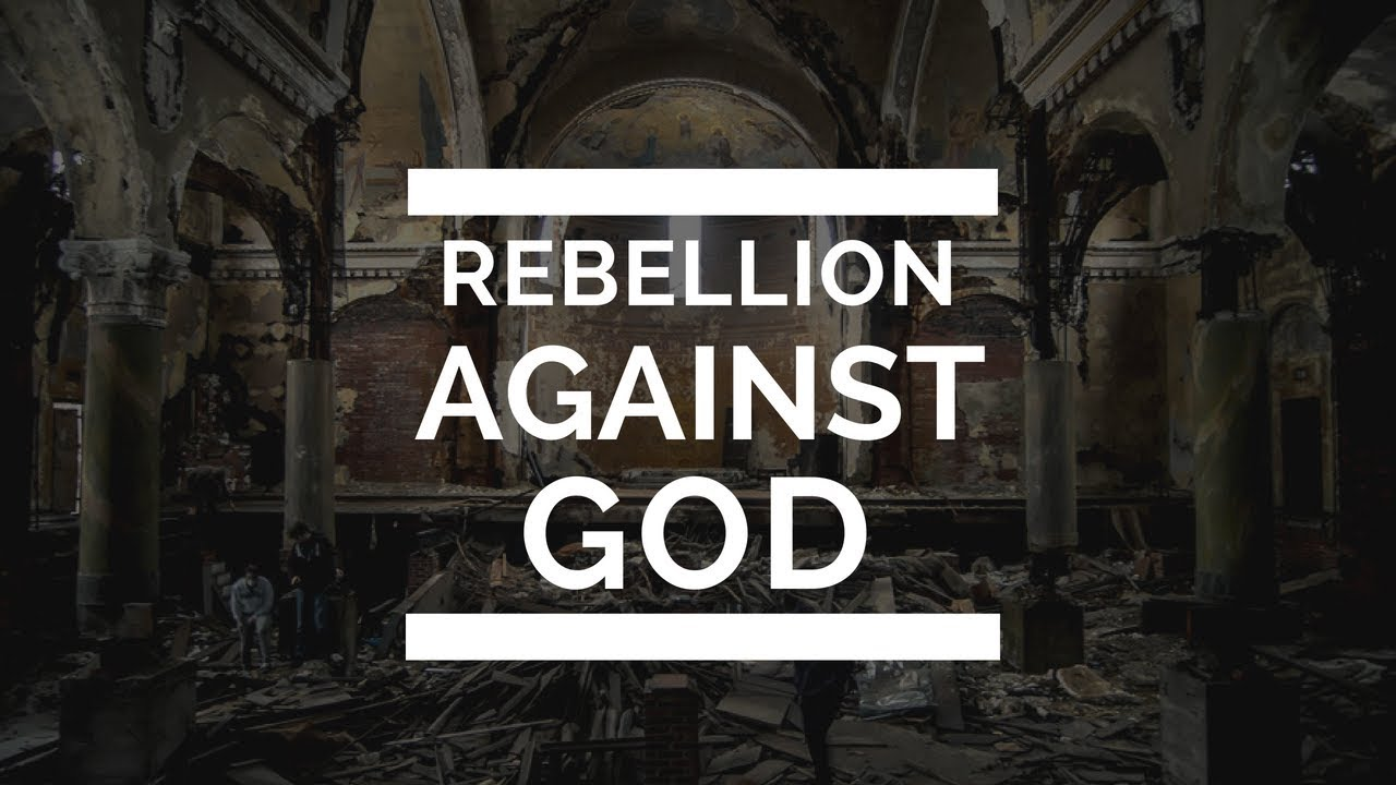 05/20/18 - AM | Rebellion Against God | Brother Yoder [HD] - YouTube