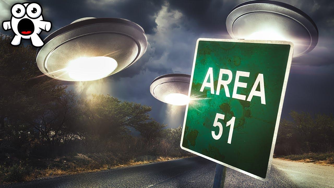 Más sobre el área 51