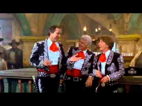 Three Amigos- Bar Scene (My Little Buttercup) - YouTube