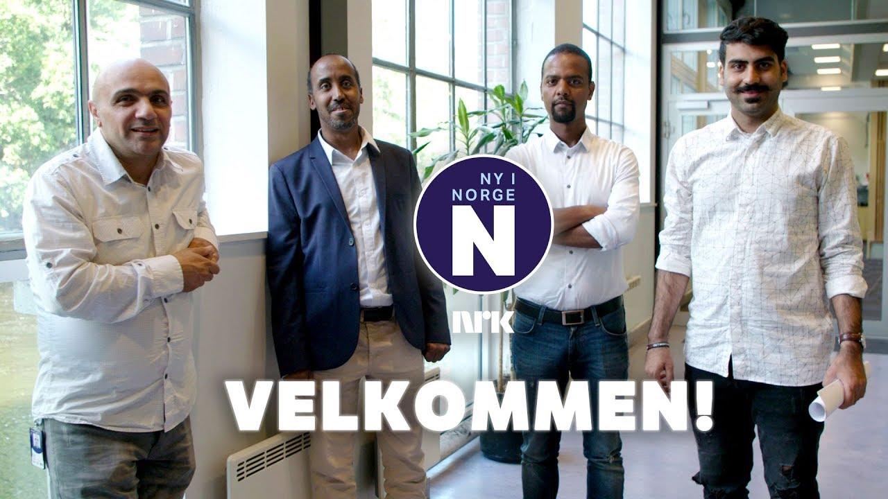 Ny i NORGE - Om Norge på flere språk