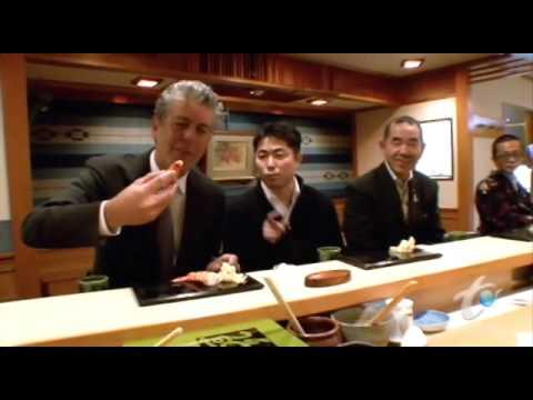 Japan Sukiyabashi Jiro 3-Star Sushi - YouTube