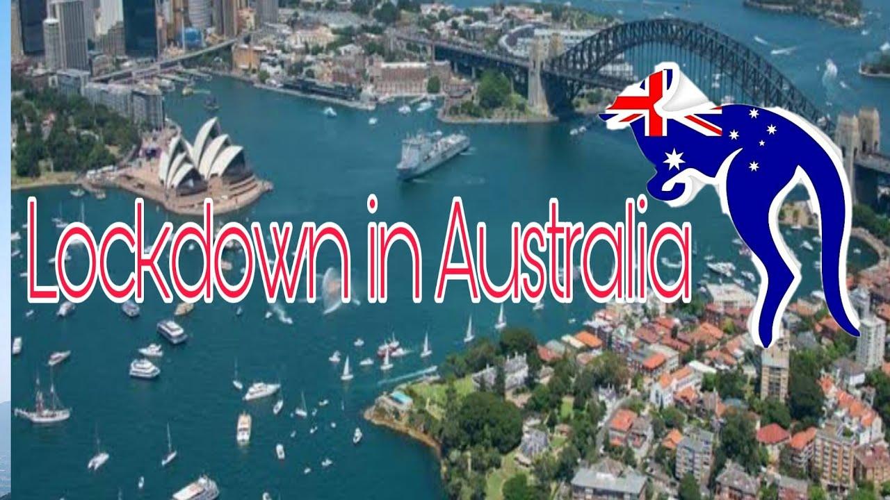 AUSTRALIA'S Lockdown / Claire's Vlog - YouTube