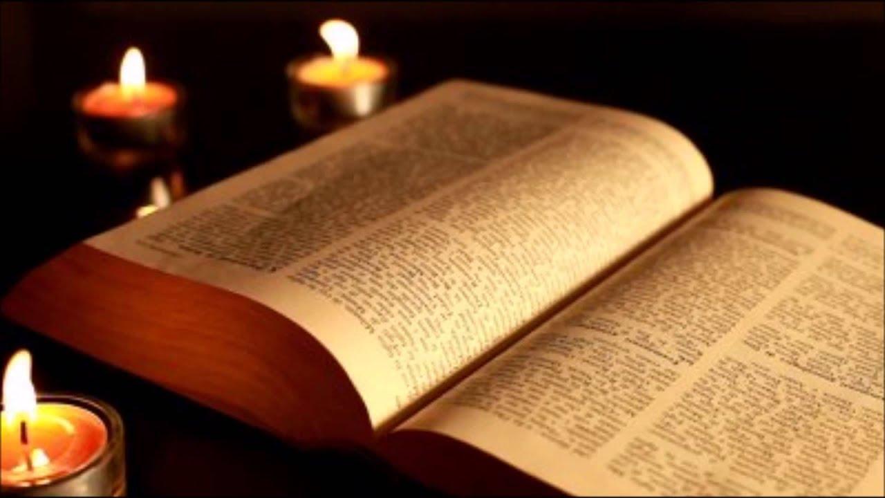 Proverbs 24 (Audio Bible) - YouTube