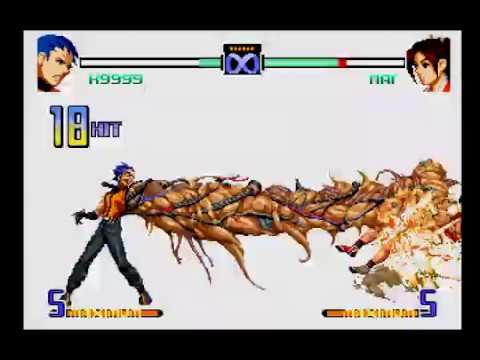 K9999 - THE KING OF FIGHTERS 2002 - YouTube