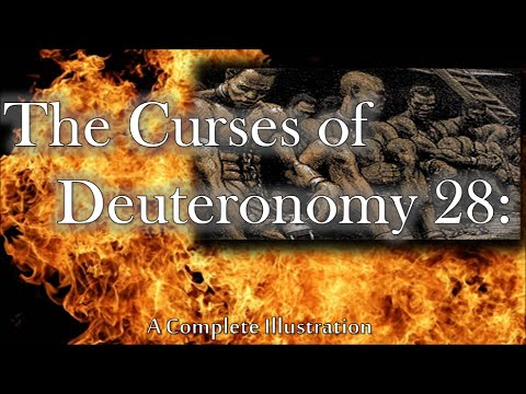 DEUTERONOMY 28 - THE CURSES(VISUAL)   FunnyCat.TV