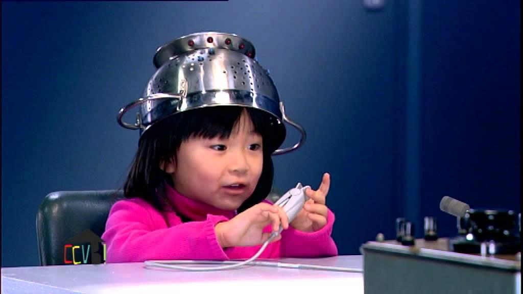 Détecteur de mensonges des enfants : Ines #CCVB - YouTube