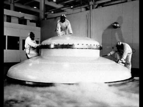 UFO's made in the USA - OVNI's hechos en EE.UU / Area 51 ...