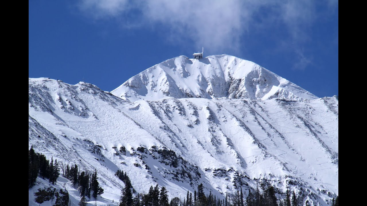 Big Sky Montana - Americas Best - Biggest Skiing - YouTube