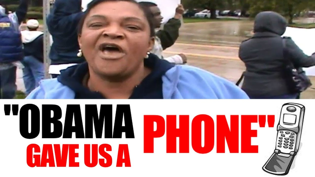 "Romney Protester Voting for Obama Because ""He Gave Us a ..."