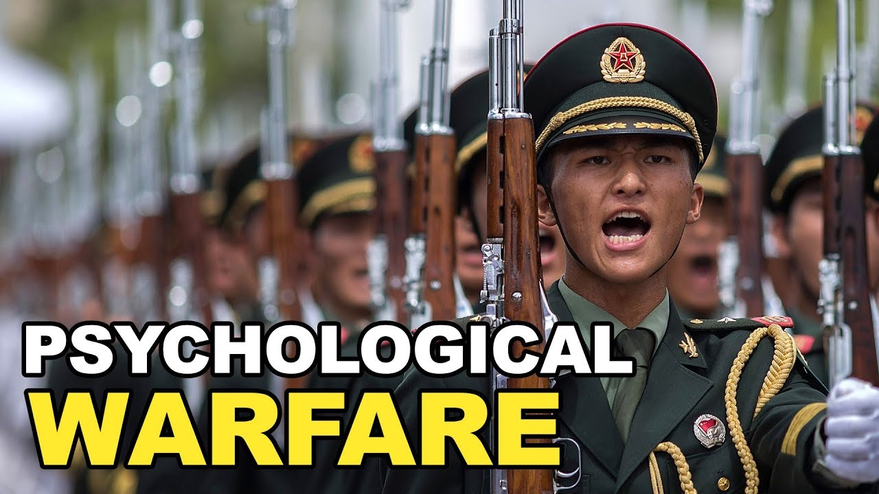#60 China's Psychological Warfare Against the US   Grant ...