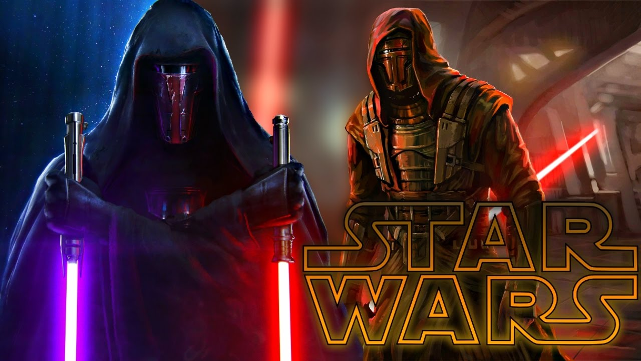Revan: A Star Wars Story - YouTube