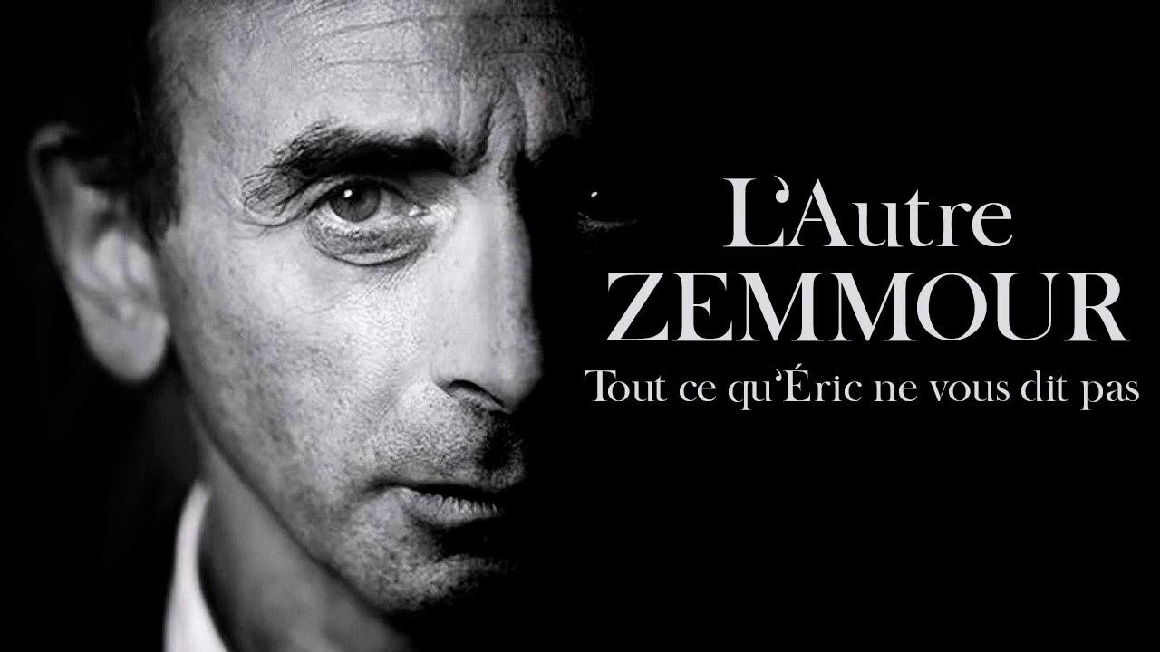 L'Autre Zemmour, Chapitre XI - Zemmour et la politique ...