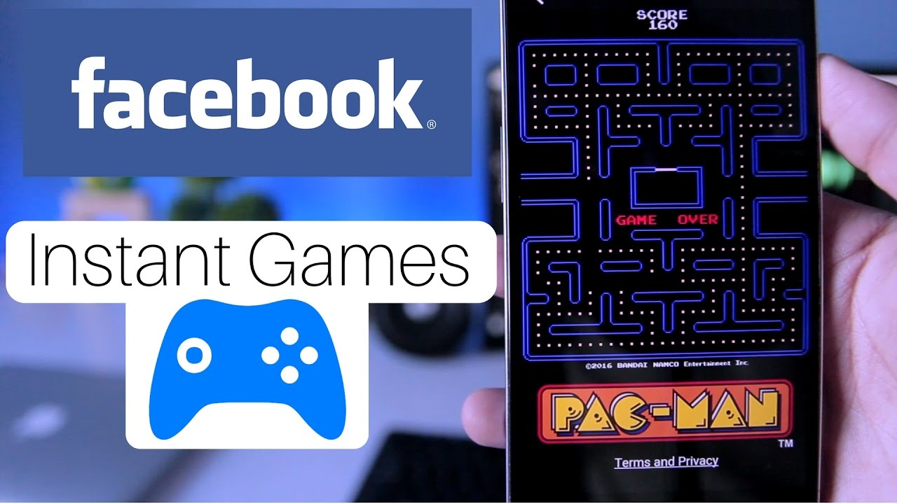 How To Play Facebook Instant Games | Android, iPhone & Web ...