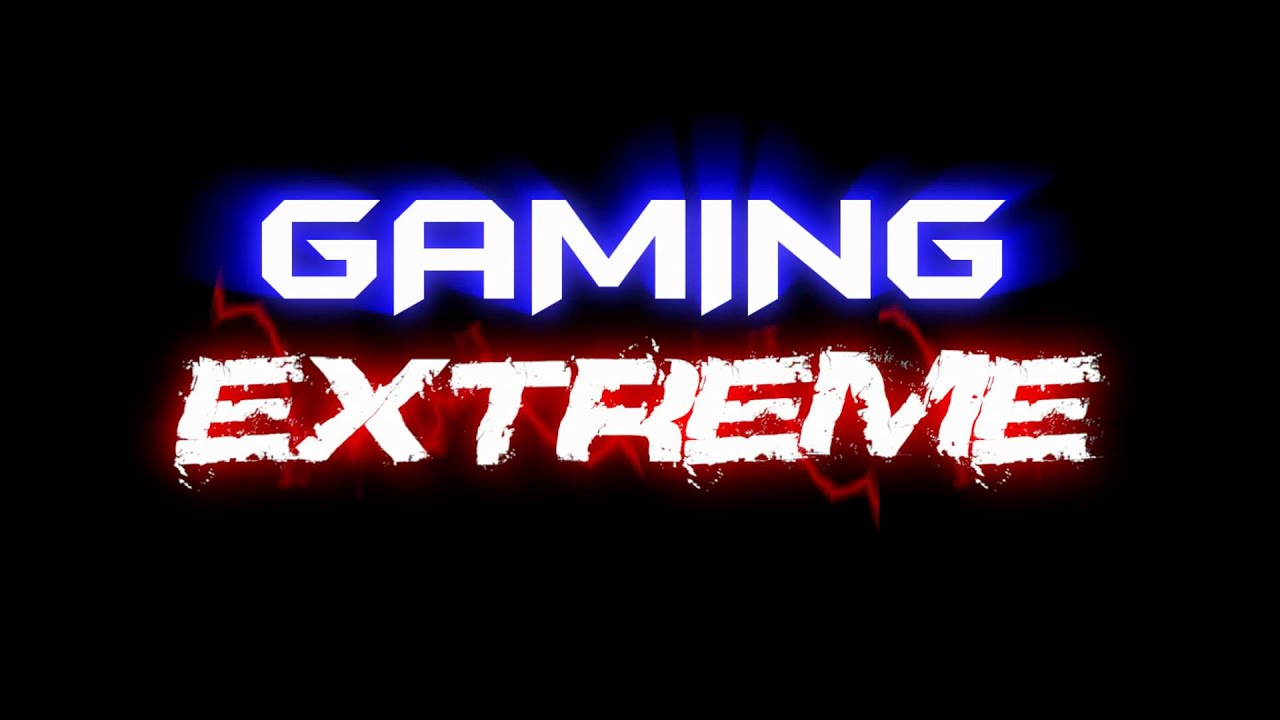 Gaming - eXtreme Logo - YouTube