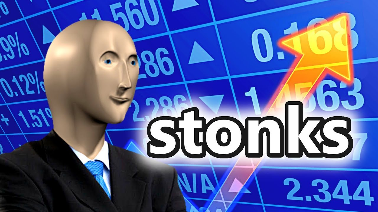 stonks - YouTube