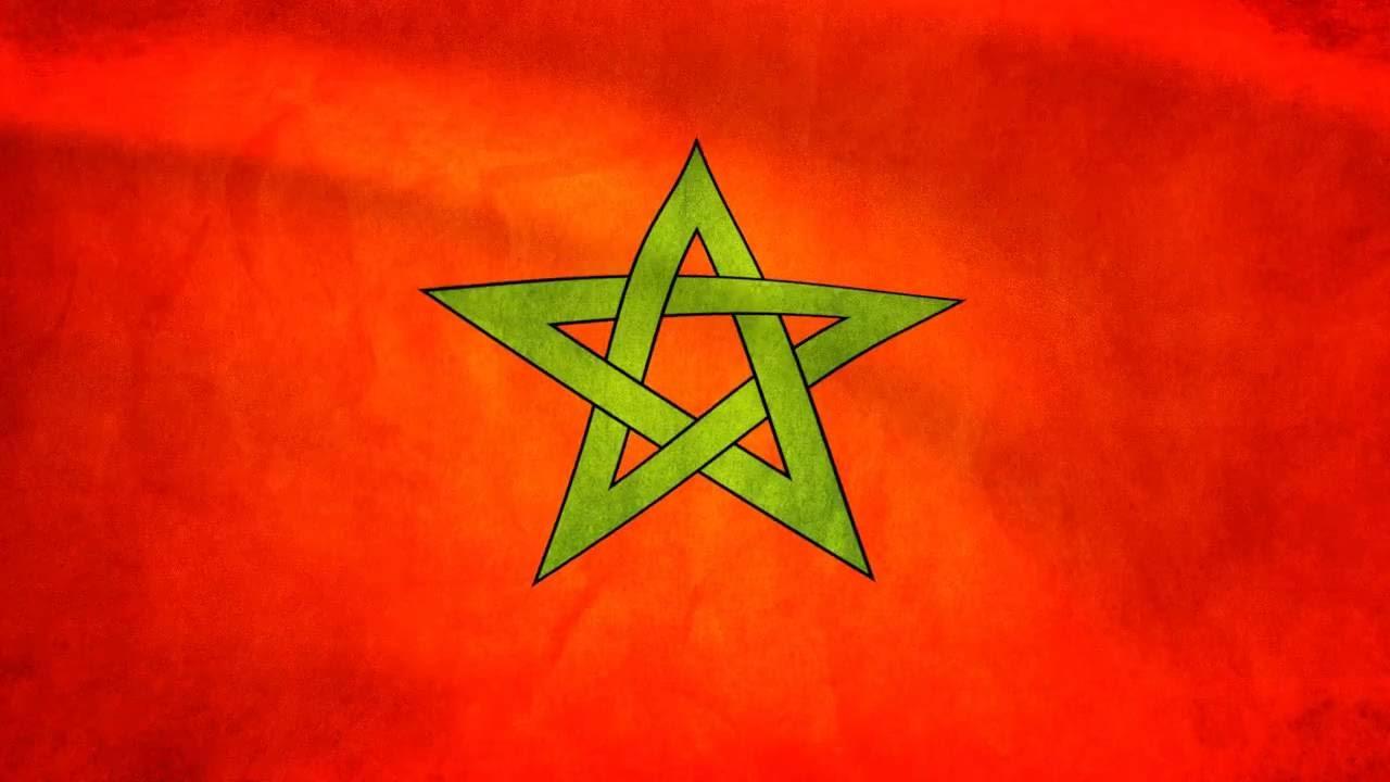 Hymne National du Maroc avec drapeau animé HD - YouTube