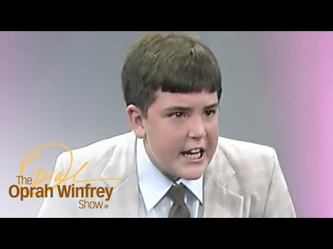Does This Child Preacher Understand the Words He's Yelling ...