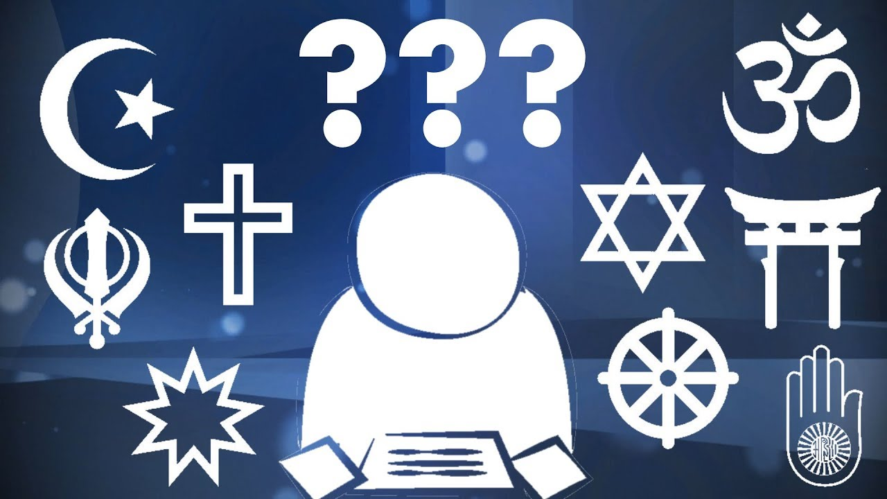 Are All Religions the Same? - YouTube