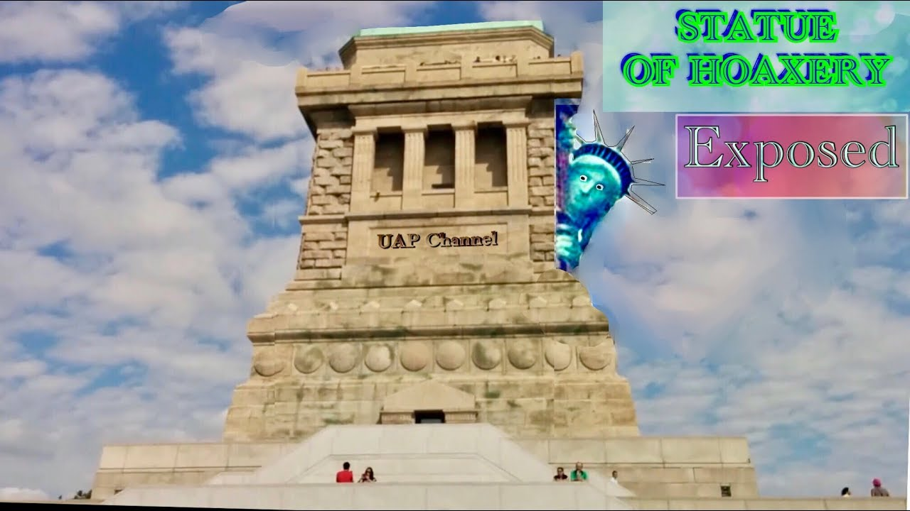 Statue of Hoaxery 🗽 Exposed | UAP - YouTube