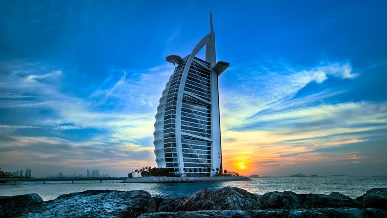 12 Curiosidades Sobre El Burj Al Arab - YouTube