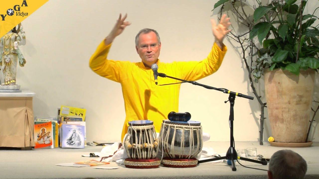 Geschichten zu Diwali mit Sukadev - YouTube