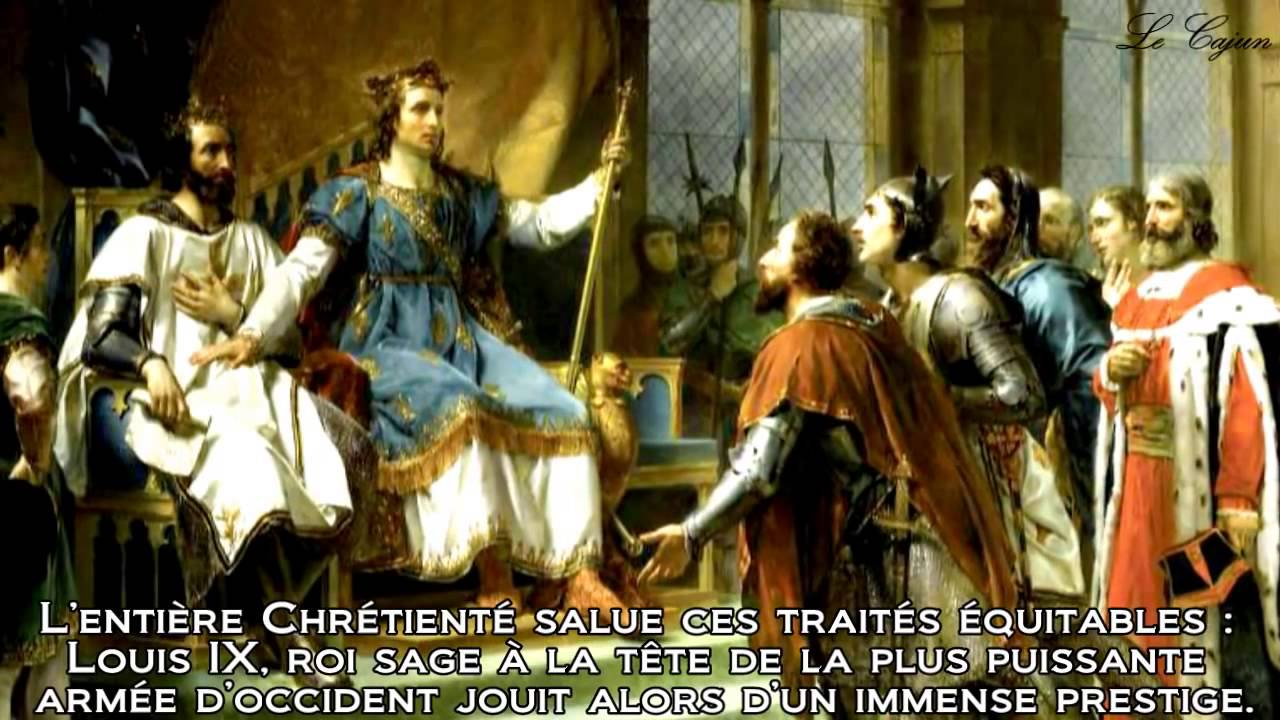 Louis IX -Saint Louis - Roi de France - YouTube