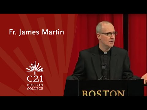 ... Jesuit Guide to (Almost) Everything with Fr. James Martin - YouTube