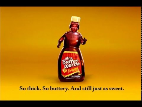 Mrs. Butterworth - YouTube
