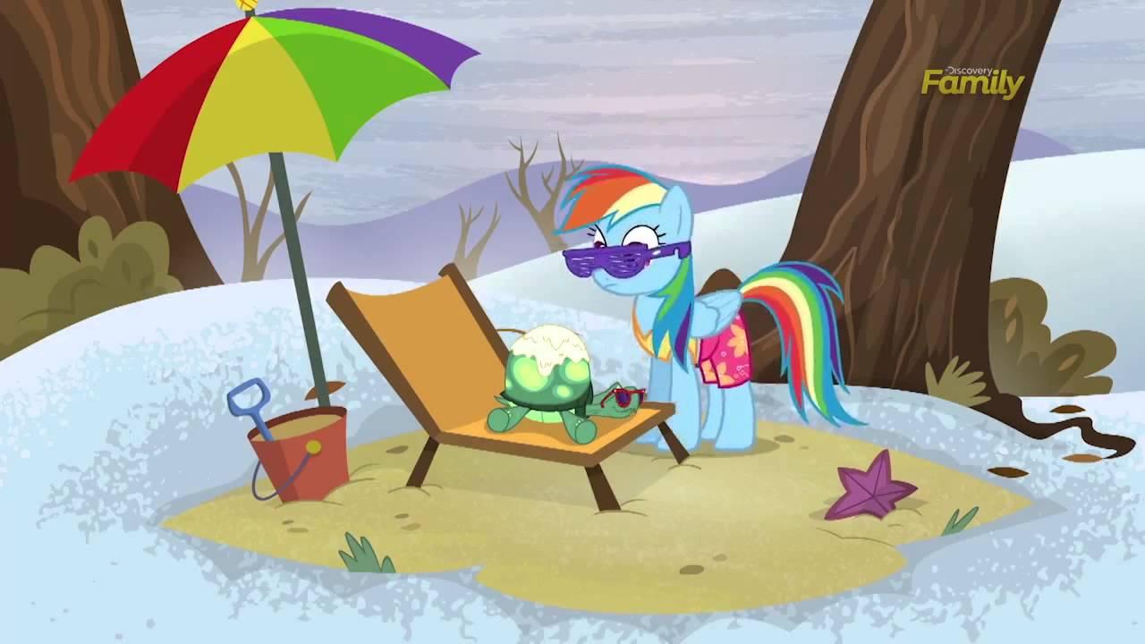 SONG | I'll Fly - Rainbow Dash - YouTube
