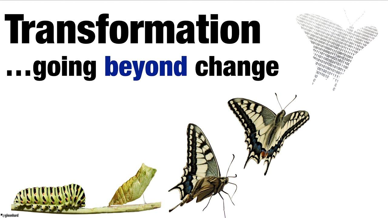 Key Trends in Digital Transformation: short summary by ...