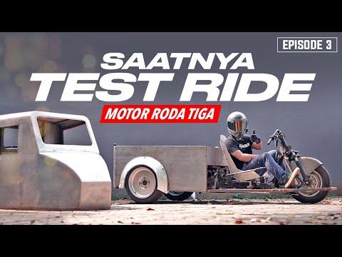Tes Ride Project Motor Roda Tiga #AtenxKatros