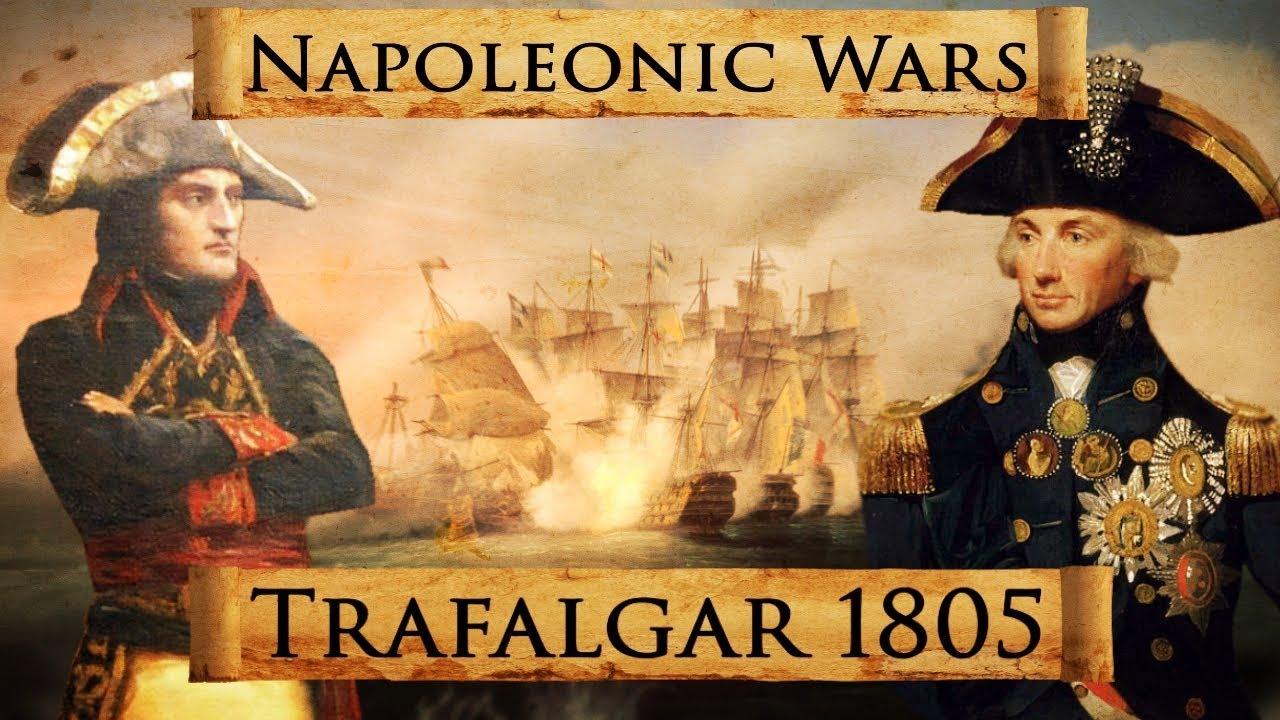 Napoleonic Wars: Battle of Trafalgar 1805 DOCUMENTARY ...