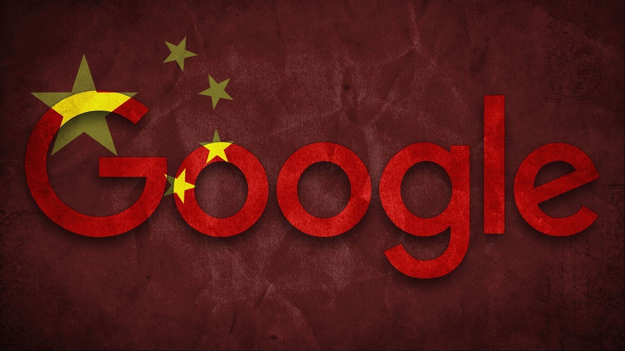 """Google """"Being Evil"""" in China? - YouTube"""