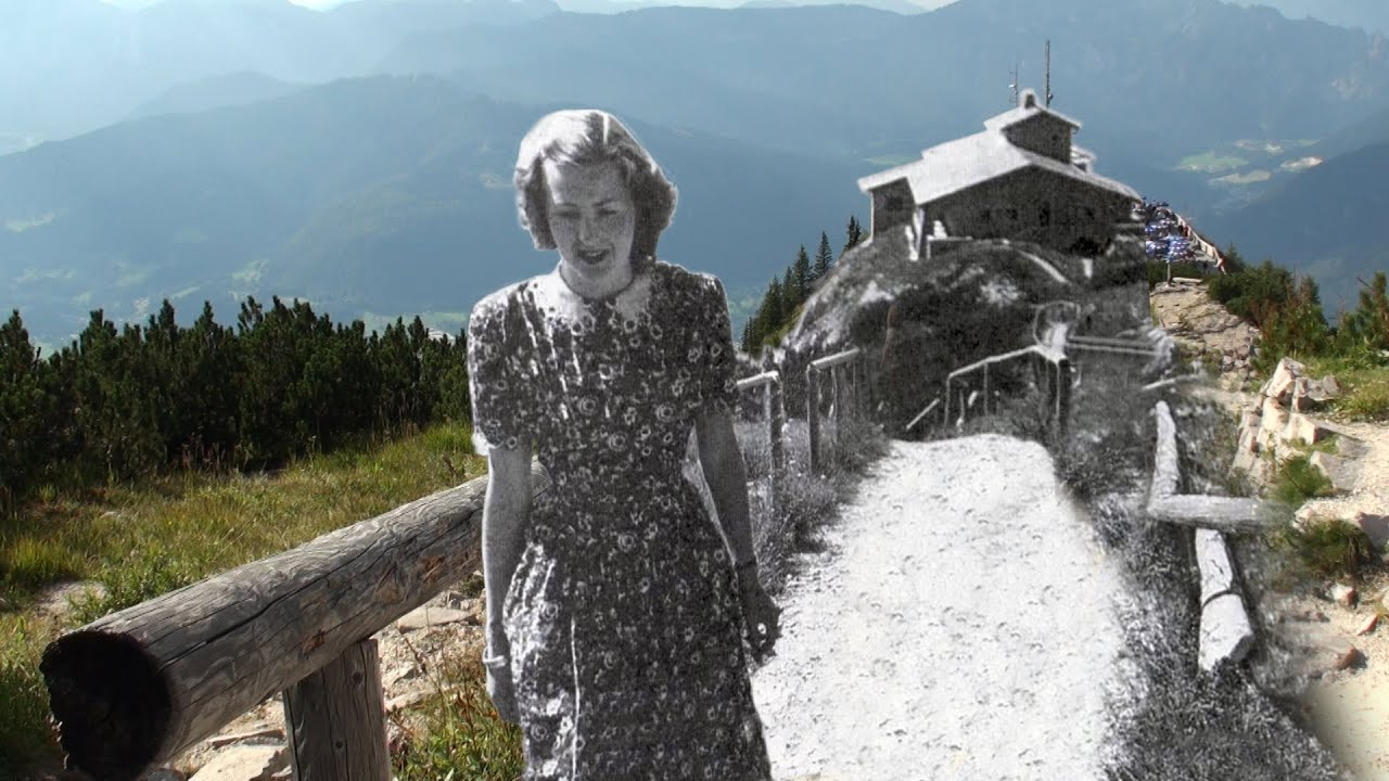 Obersalzberg Now & Then - Episode 7: Kehlsteinhaus | Part 2 - YouTube