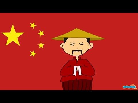 China Fun Facts | Mocomi Kids - YouTube