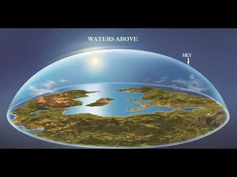 La Tierra es plana según la Biblia - YouTube