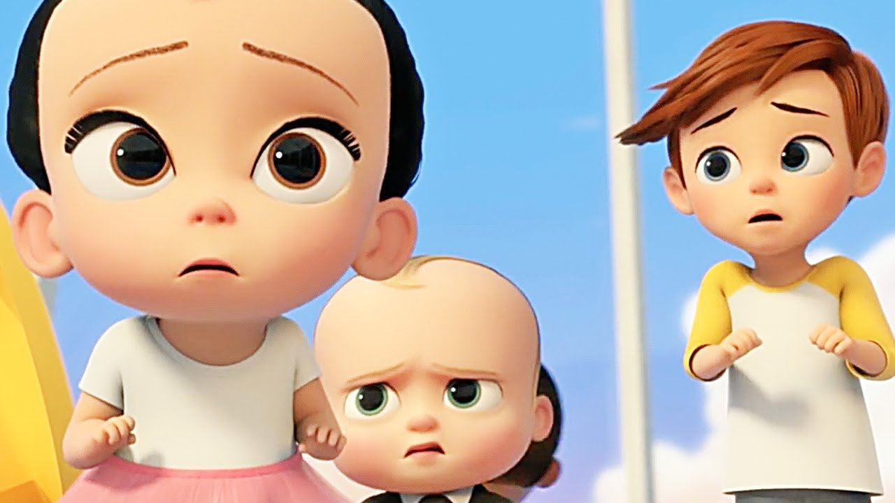 The Boss Baby 2 - Back in Business | official FIRST LOOK ...