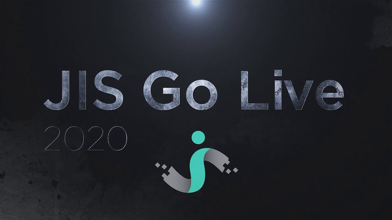 JIS Go Live 2020 - YouTube
