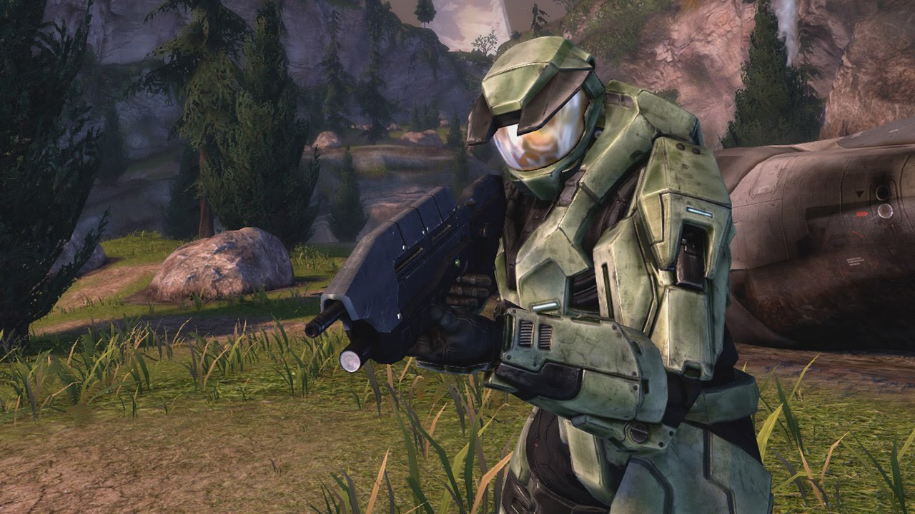 Halo: CE Campaign and Multiplayer 1080p Gameplay - Halo: The Master Chief Collection - YouTube