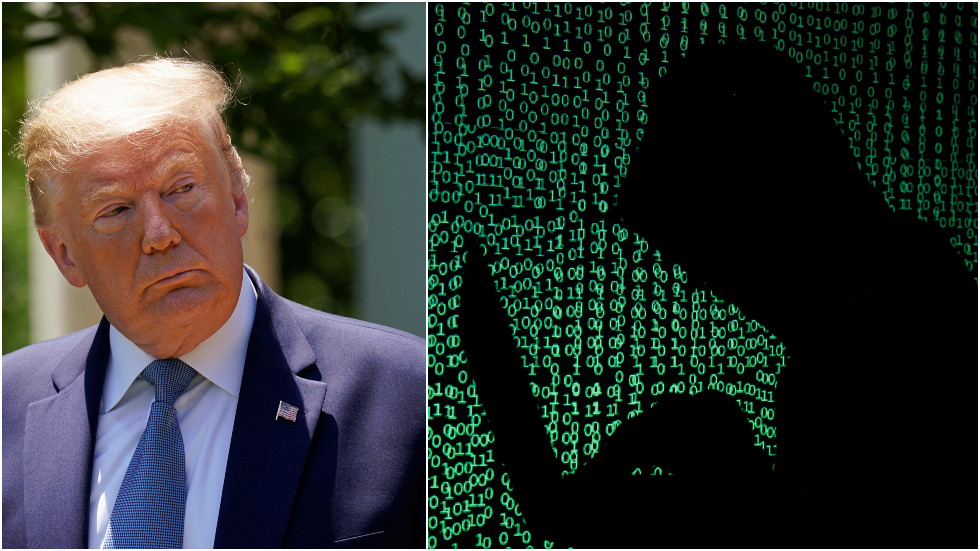 Criminal cybergang behind Lady Gaga data dump says it leaked files about President Trump, posting 'most harmless information' first…