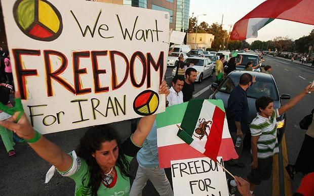 Diverse, Decentralized, Non-Binary: Iran Popular Uprising ...