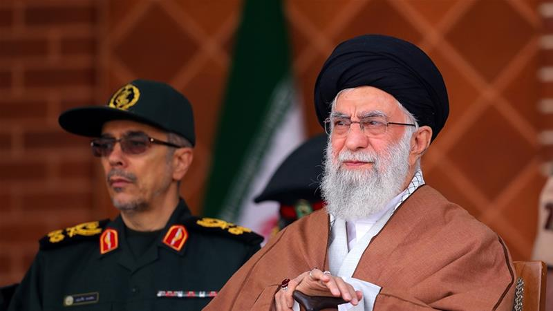 Iran: Eight with CIA links arrested for inciting deadly protests. Supreme Leader Khamenei praises Iranian people for crushing 'very dangerous conspiracy' by foreign powers…