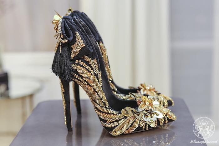 Haute Couture Shoes 2016 | gazedtoo