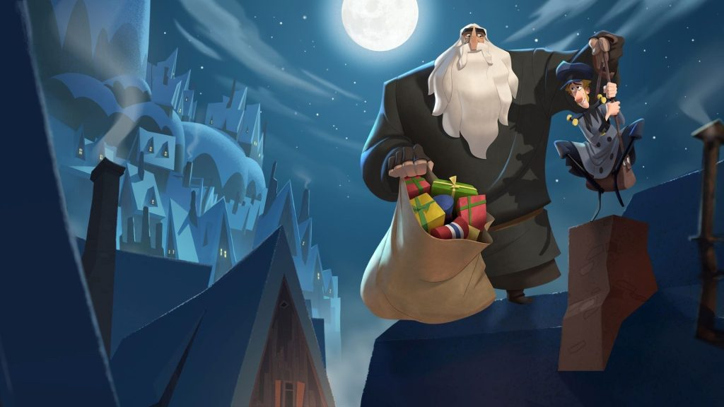 Klaus Review: Putting an Animated Spin on Santa | The Spool