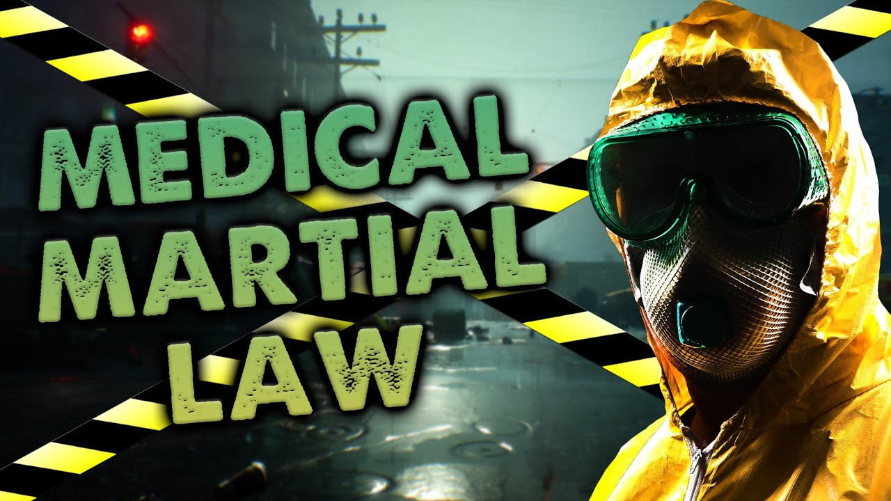 | Martial Law: Enforcing the COVID-19 NarrativeReal News ...